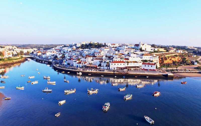 Fishing villages in Portugal